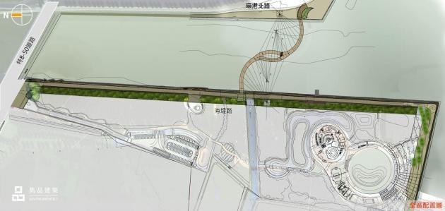 台中市清水區 高美濕地景觀橋規劃設計 1