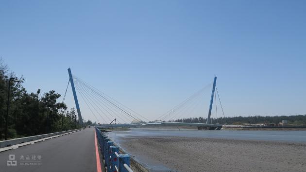 台中市清水區 高美濕地景觀橋規劃設計 2