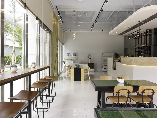 新北市新莊區企業總部 商業空間 8